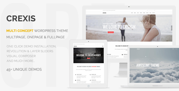 Download - Crexis v1.1.4 - Responsive Multi-Purpose