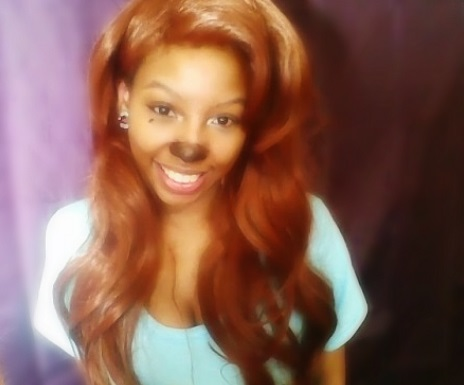 Disney Roxanne Max Goofy Movie Jasmine MinYe cosplay Rolecosplay rolecosplay.com l-email.com wig review