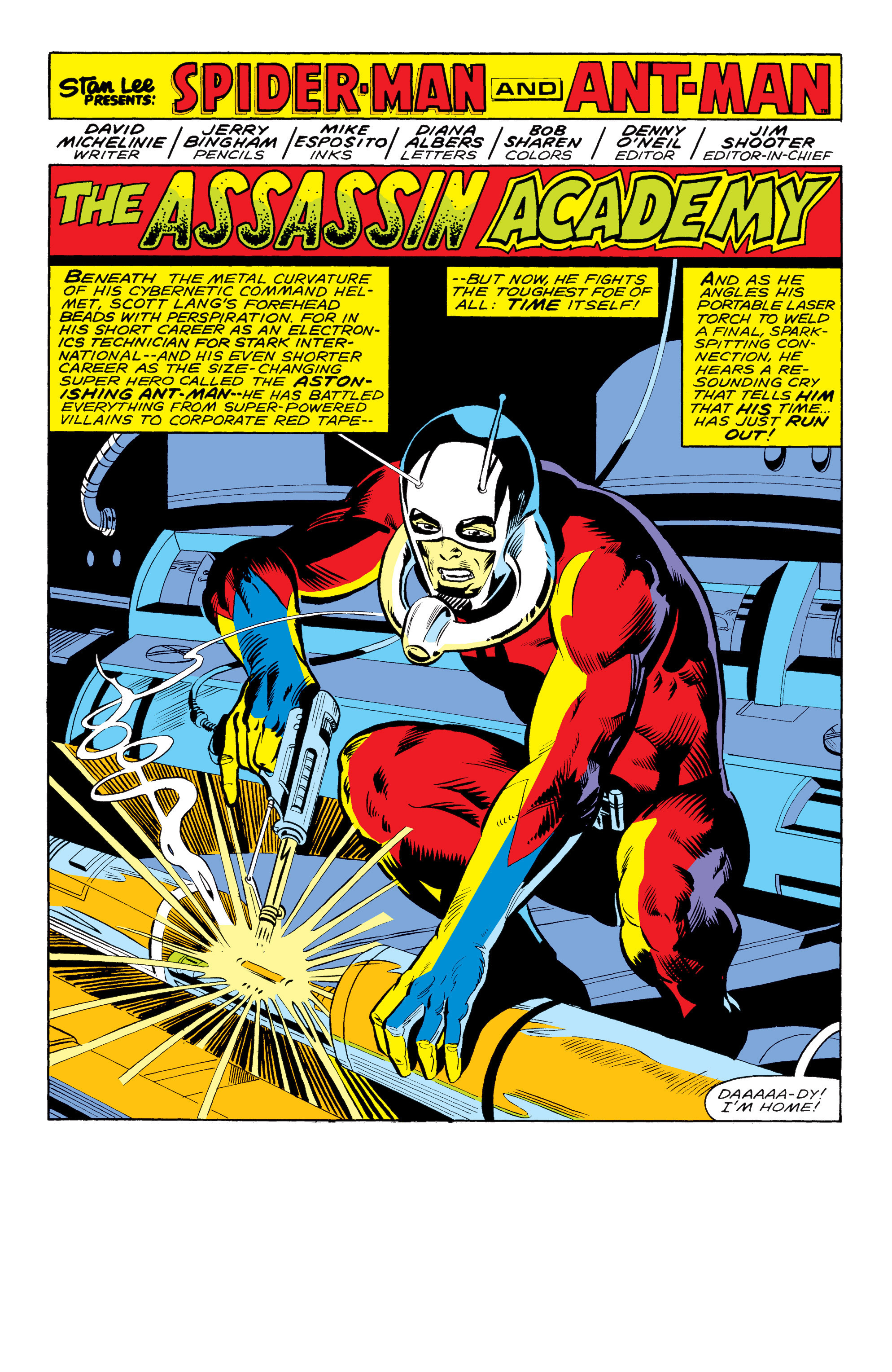 Read online Ant-Man comic -  Issue #Ant-Man _TPB - 137