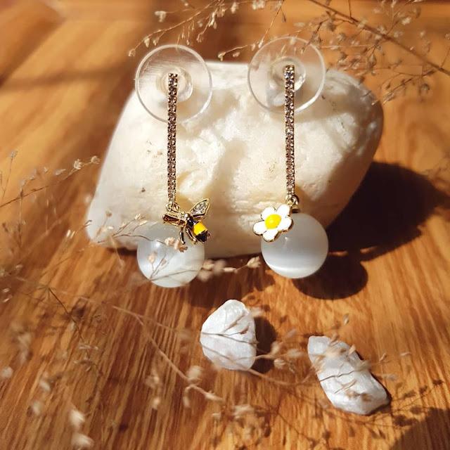 Dijual perhiasan imitasi impor Bagus berkualitas KWANG EARRING, Toko Online Jakarta