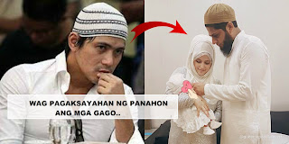 Ginalit c Binoe! Robin Padilla Defends Her Daughter Queenie From her Bashers.