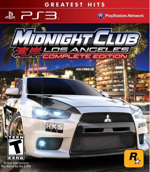 لعبة سباق الليل المتصل Midnight
