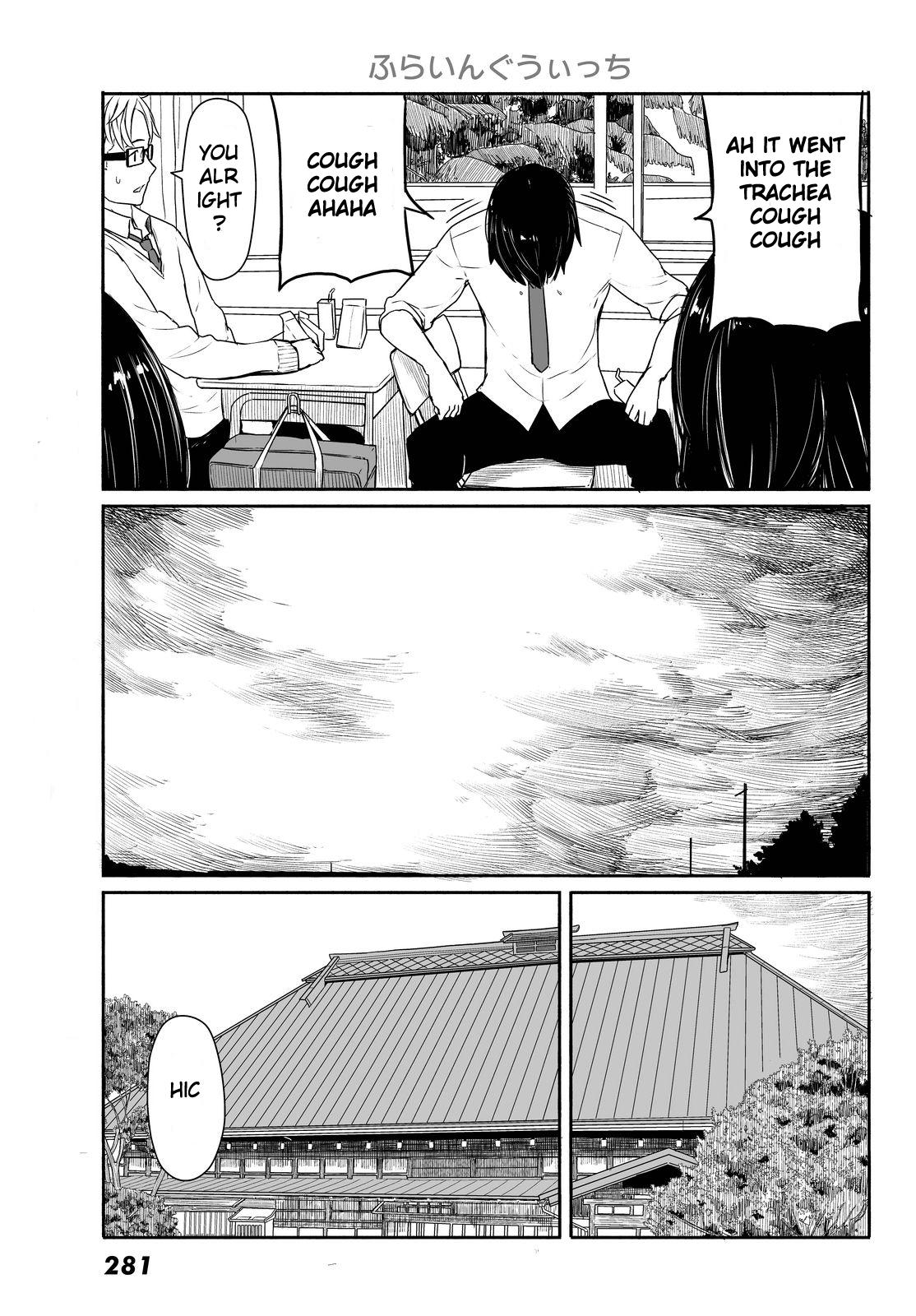 Flying Witch - Chapter 33