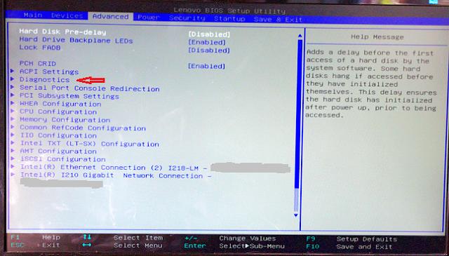 Hướng Dẫn Kiểm Tra Lỗi Phần Cứng Laptop Lenovo- Top5Free