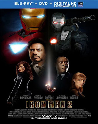 Iron Man 2 (2010) Full HD 1080P Latino
