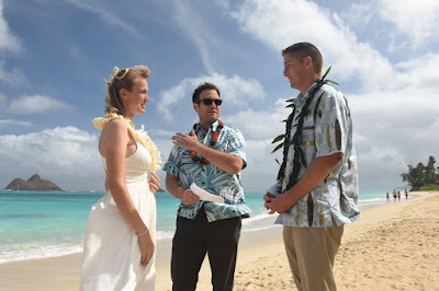 Oahu Beach Wedding