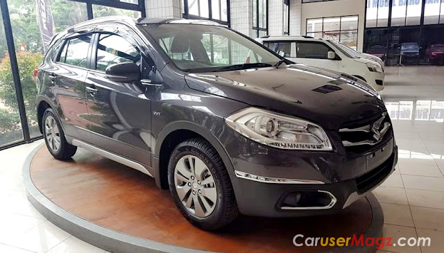 Suzuki S-Cross  2016 Indonesia