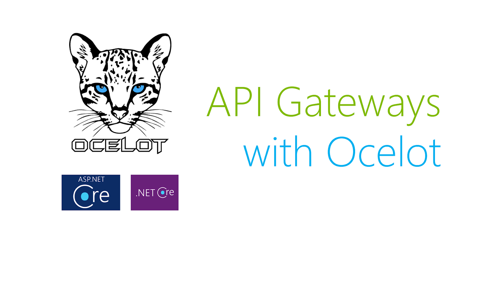 Containerizing ASP net core API Gateways