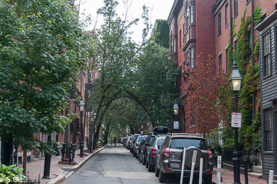 Beacon Hill. 10 cosas que ver en Boston
