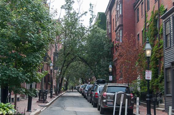 Beacon Hill. 10 cosas que ver en Boston