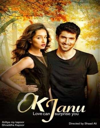 OK Jaanu 2017 Hindi HD Official Trailer 720p