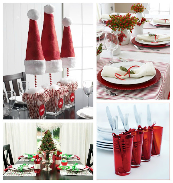 decorações festa natal