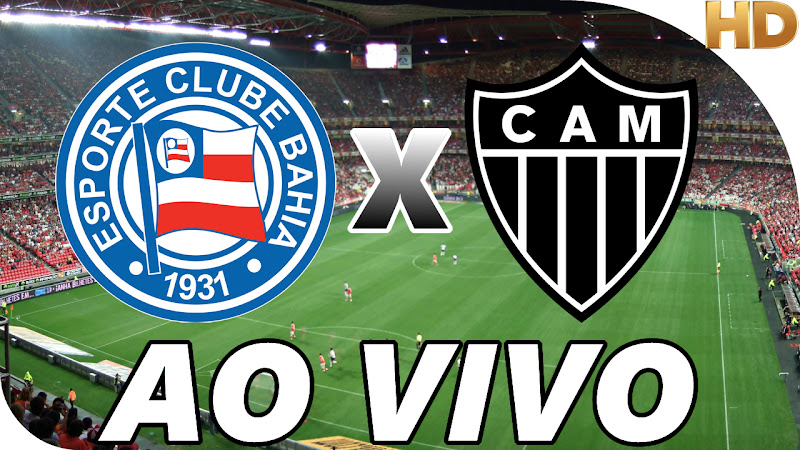 Bahia x Atlético Mineiro Ao Vivo HD Premiere