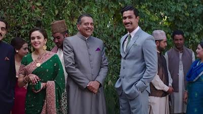Raazi Movie HD Images Vicky Kaushal