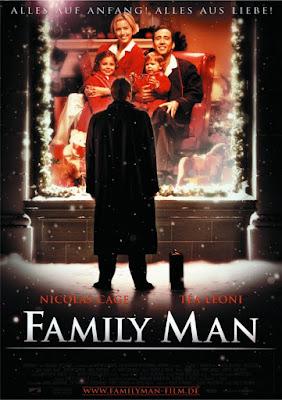 family man plakat filmu