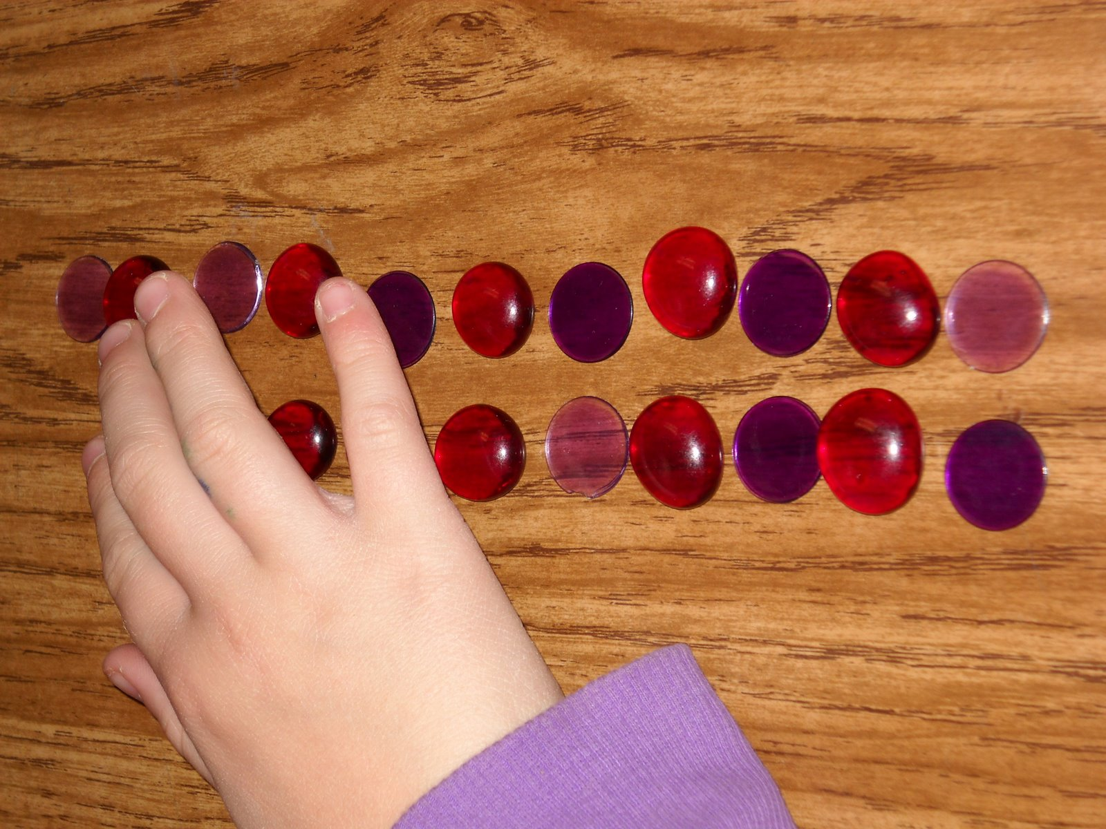 More Than Abc Decorator Marble Math Patterns