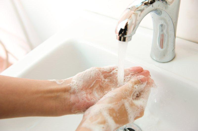 Clean your hands properly