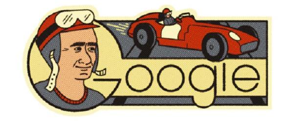 Siapa Juan Manuel Fangio Memperoleh Penghargaan dari Google Hari Ini ?