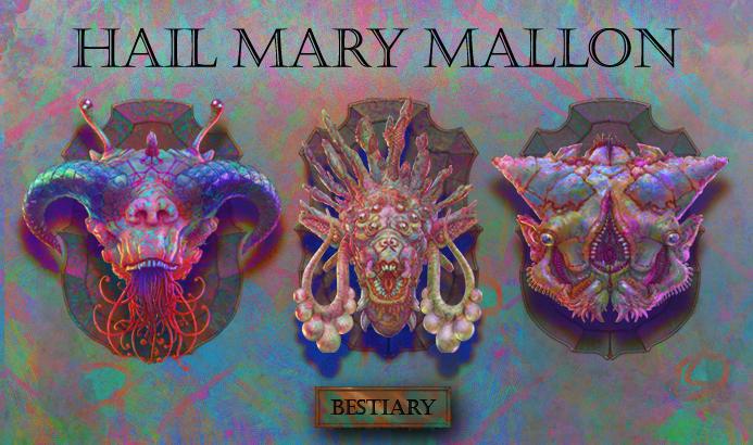 The Ripple Effect: Hail Mary Mallon - Bestiary
