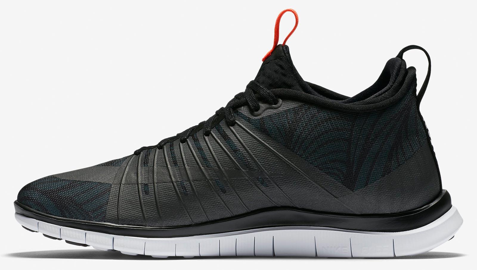 Nike Free Hypervenom 2 F.C. 'Ousadia e Alegria' - Black / White / Total  Crimson / Black. This is the new Nike Free Hypervenom ...