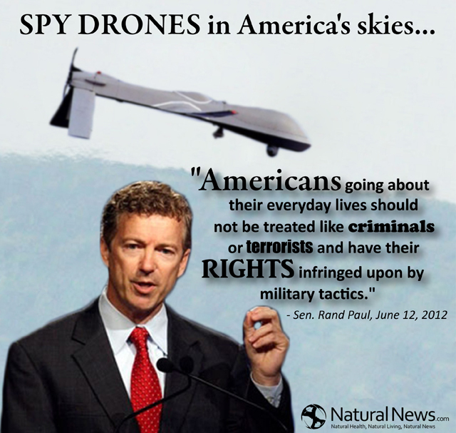 The Federalist: Police Spy Drones Are Watching You In Colorado
