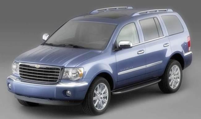 2017 Chrysler Aspen Suv Reviews Dodge Ram Price