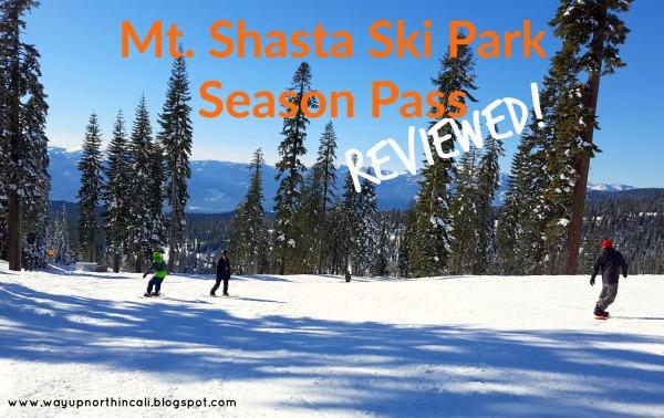Mt Shasta Ski Park, McCloud California  www.wayupnorthincali.blogspot.com