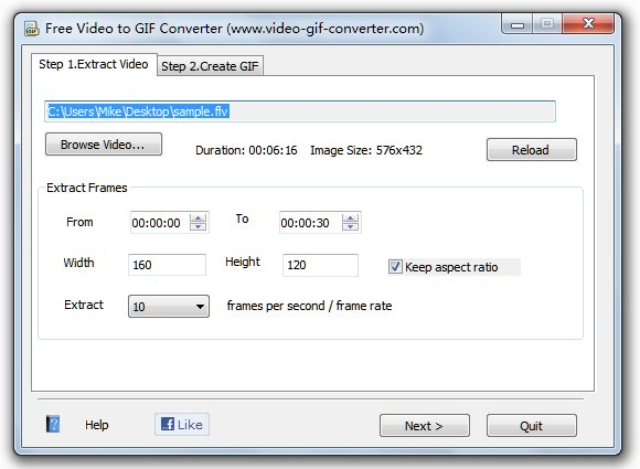 Free Video To Gif Converter Give The Best Capture Of Your