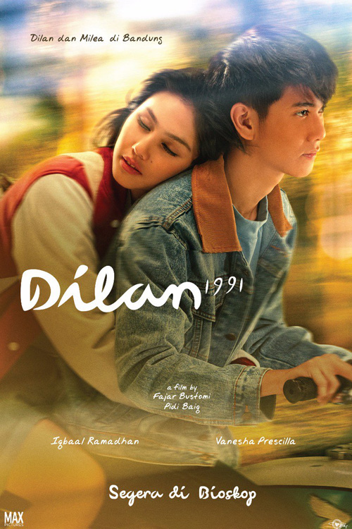 Dilan 1991 (2019) DVDrip - Dunia21