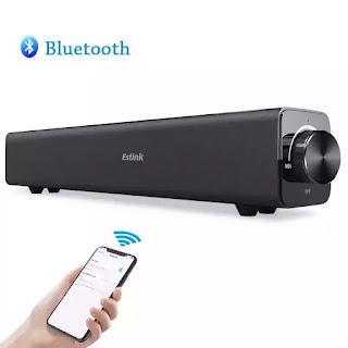 Barra de som Bluetooth 20w