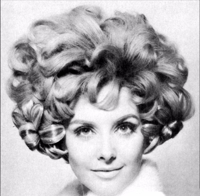 Amazing Layered Curly Hair The Favorite Hairstyle Of Women From The 1960S Schematic Wiring Diagrams Amerangerunnerswayorg