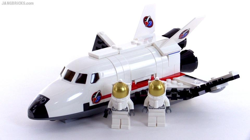 LEGO City Utility Shuttle review! set 60078