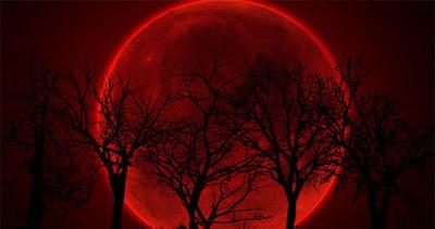 kanlı ay, ay tutulması, korkunç kehanetler