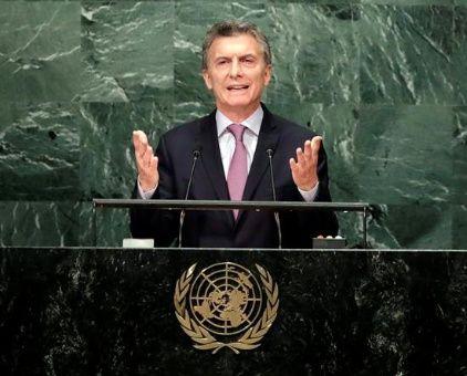 ONU condena violación de derechos humanos en Argentina