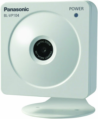 Panasonic BLVP104P IP Camera Firmware Download
