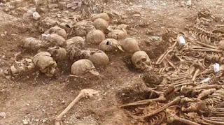Jangan Putar Balikan Fakta ini Kuburan massal Korban Keganasan PKI - KOMMADO
