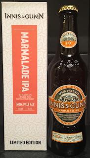 Marmalade IPA (Innis and Gunn)