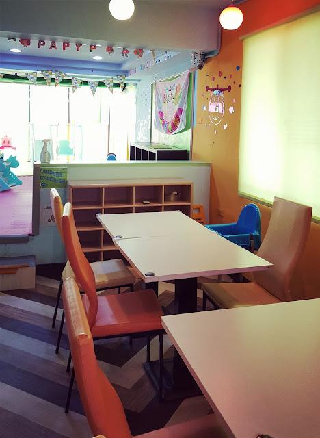 魔樹屋親子餐廳