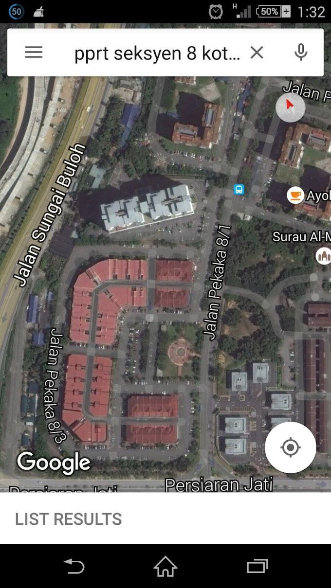 Menaiktaraf Dewan Orang Ramai ,Kota Damansara [ Hartanah Selangor ]