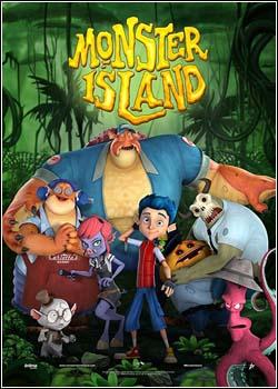 Baixar Monster Island Dublado Grátis