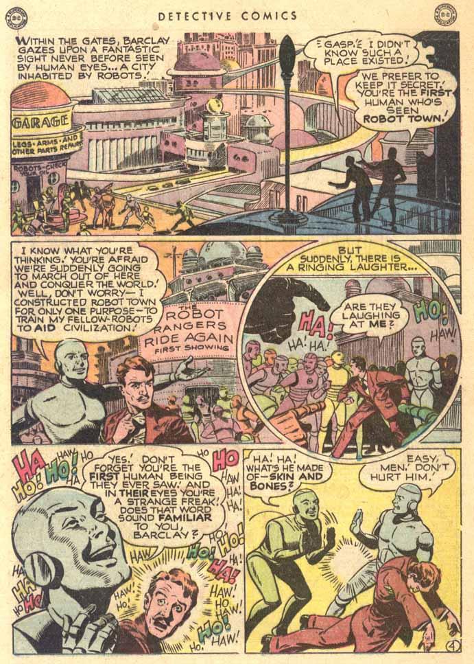 Read online Detective Comics (1937) comic -  Issue #147 - 30
