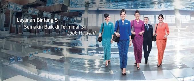 Terminal 3 SHIA: Dipaksa siap?