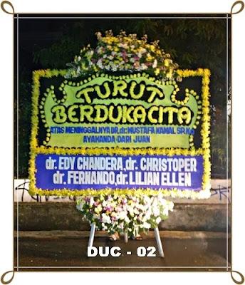 Toko Bunga Papan Murah Rumah Duka Jelambar