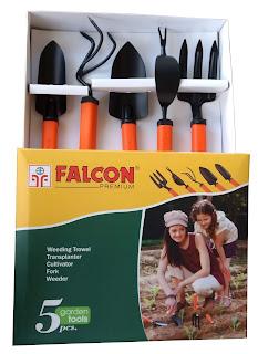 falcon garden tool set