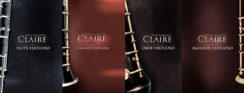 Claire Virtuoso Bundle
