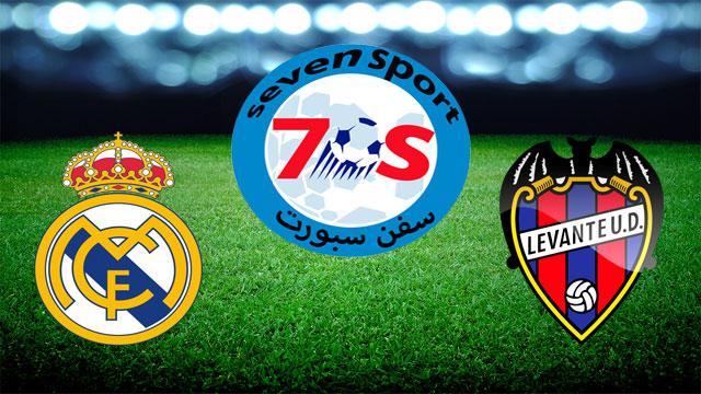 موعدنا مع  مباراة ريال مدريد وليفانتي  بتاريخ 24/02/2019 الدوري الاسباني الممتاز