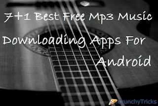 MP3 Music Downloading Android Apps