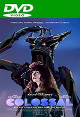 Colossal (2016) DVDRip Latino AC3 2.0 / Español Castellano AC3 2.0