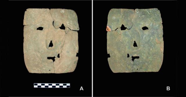 Πως μια χάλκινη μάσκα 3.000 ετών αλλάζει όλη την ιστορία της Λ. Αμερικής!