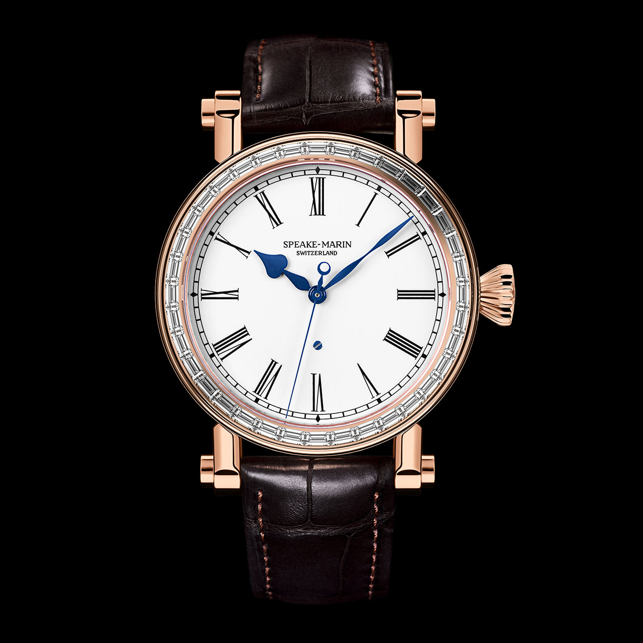 Speake-Marin Diamond Resilience Automatic Watch